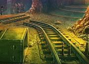 逃离黑暗城市隧道