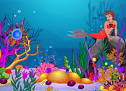 潜水艇海底逃脱