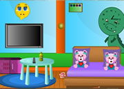 Locked Play School Escape