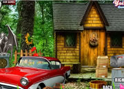 Gargoyle Cabin Treasure Escape
