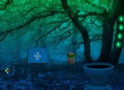 蓝钻石森林逃脱