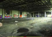 逃出废弃的造纸厂