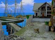 海盗船寻宝逃脱