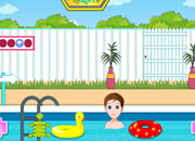 Little Johny 3 - Swimming Pool Escape