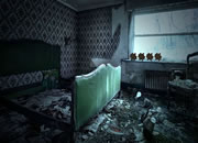 No Exit Abandoned Room Escape