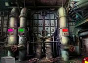 逃出废弃的工厂