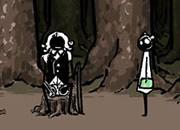 逃离蘑菇森林