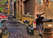 Dolorosa Street Escape
