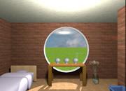 Escape Challenge 17: Mushroom Room Escape