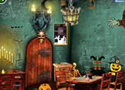 Hallows Eve House Escape