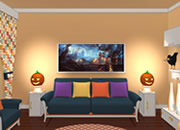 Halloween Jigsaw Escape