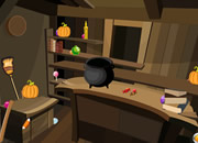 Halloween Candy Room Escape 2