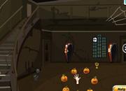 Devil Halloween House Escape