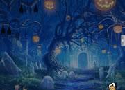 Halloween Jack O Lantern Rescue Escape