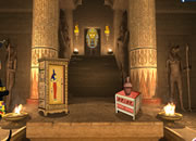 Egyptian Pharaoh Treasure Escape