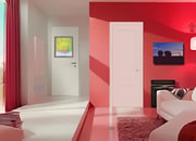 Modern Pink Room Escape