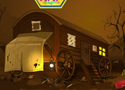 Diamond Hunt 3 : Cowboy House Escape