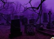 Halloween Eve Graveyard Escape