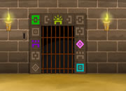 Toon Escape-Tomb