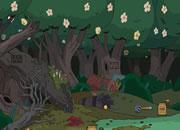 救女孩逃离森林2