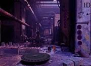 逃出化工厂