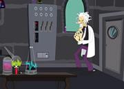 逃出疯狂科学家实验室