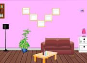 逃出美丽粉色房间