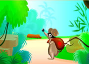 Funny Mouse Escape Iv