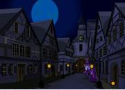 逃离万圣夜小镇