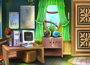 Cartoon Home Escape 2