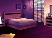 逃出可爱的紫色房子