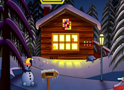 Diamond Hunt 10 : Christmas House Escape