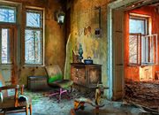 你能逃出废弃房子吗