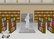 Mission Escape - Library