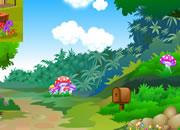 蘑菇宝藏森林逃脱