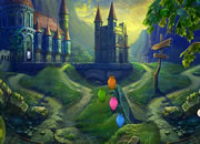 调查员逃离幻想城堡