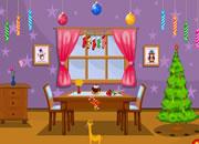 逃出小巧圣诞房子