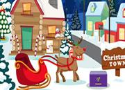 帮助圣诞老人脱困