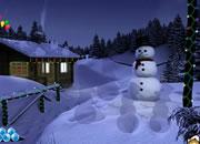 圣诞节派对村庄逃脱