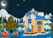2016 Santa Gift Bag Escape