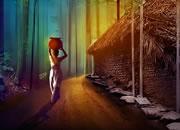 蘑菇房子寻宝逃脱