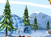 救企鹅逃离冰屋