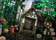 Urbex Forest House