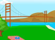 Hooda Escape: California