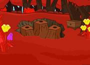 逃离红色森林