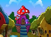 逃离蘑菇村庄
