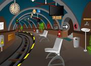 Railway Waiting Room Escape