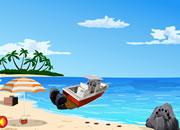 逃离情人海滩