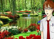 情人节花园逃脱-
