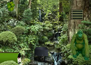Chimpanzee Forest Escape